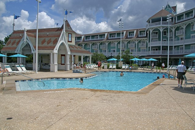 Disney's Beach Club Villas