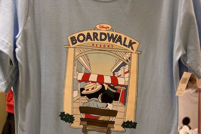 Disney's BoardWalk Inn merchandise