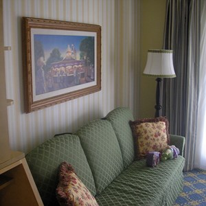 4 of 8: Disney's BoardWalk Inn - Newly refurbished Boardwalk Inn rooms
