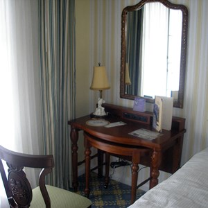 5 of 8: Disney's BoardWalk Inn - Newly refurbished Boardwalk Inn rooms