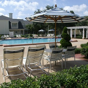 1 of 4: Disney's BoardWalk Inn - BoardWalk Inn quiet pool