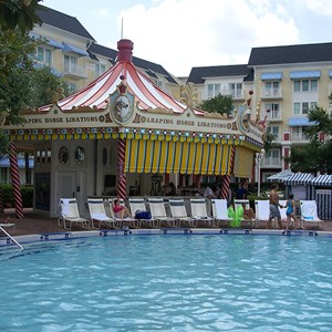 4 of 9: Disney's BoardWalk Inn - BoardWalk Inn Luna Park main feature pool