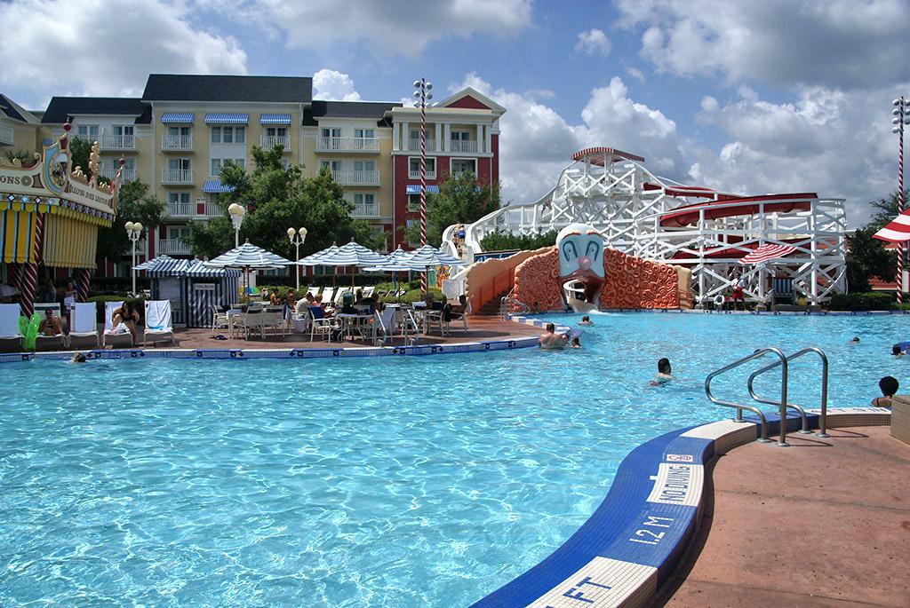 Fantasy Land Hotel Dream World Amusement Park Bangkok