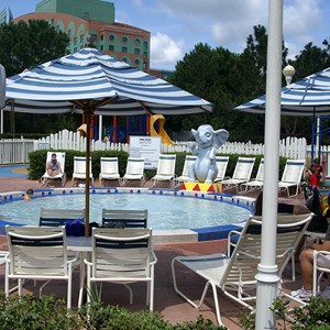 9 of 9: Disney's BoardWalk Inn - BoardWalk Inn Luna Park main feature pool