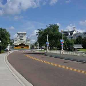 2 of 25: Disney's BoardWalk Inn - Boardwalk Inn buildings and grounds