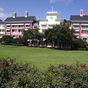 3 of 25: Disney's BoardWalk Inn - Boardwalk Inn buildings and grounds