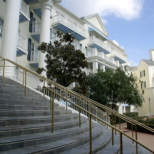 19 of 25: Disney's BoardWalk Inn - Boardwalk Inn buildings and grounds