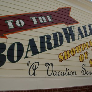 25 of 25: Disney's BoardWalk Inn - Boardwalk Inn buildings and grounds