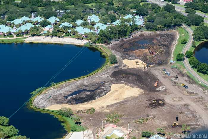 Barbados and Martinique demolition