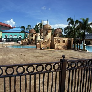 5 of 11: Disney's Caribbean Beach Resort - Latest Caribbean Beach Resort pool refurbishment photos