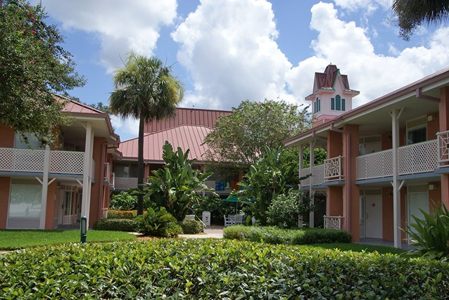 Disney's Caribbean Beach Resort - Buildings 31 and 32