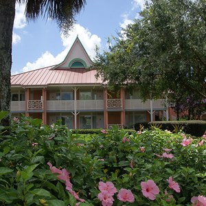 6 of 12: Disney's Caribbean Beach Resort - Building 32