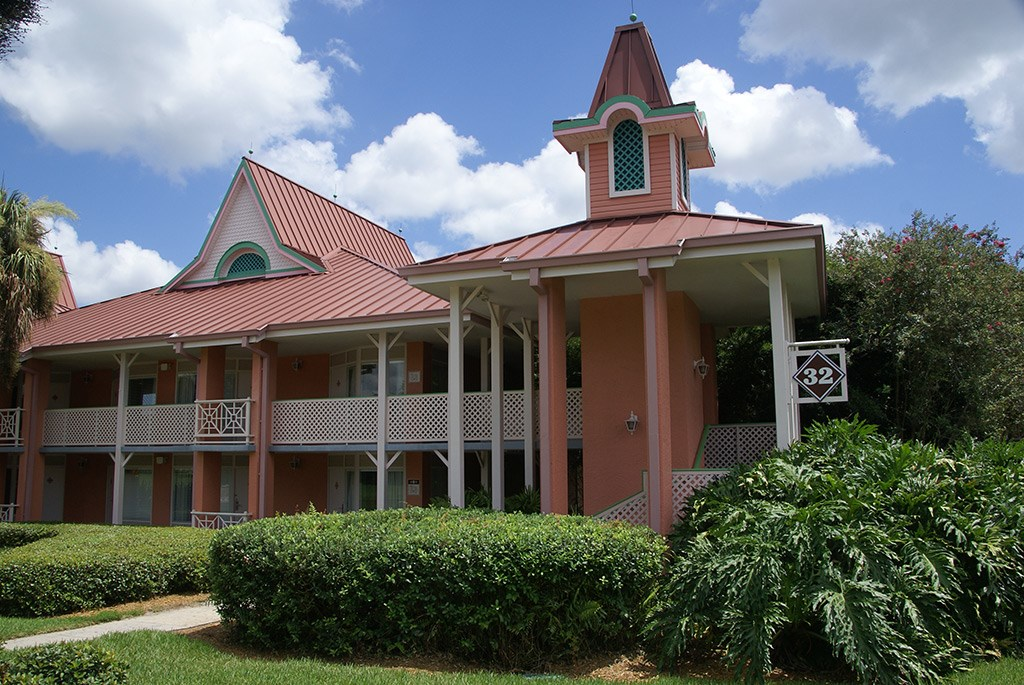 Trinidad North buildings and grounds