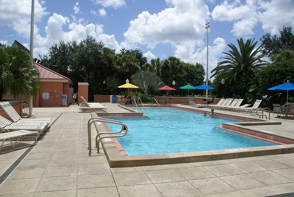 Trinidad North quiet pool