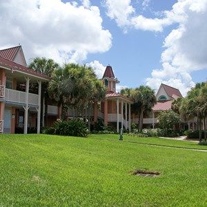 3 of 6: Disney's Caribbean Beach Resort - Buildings 35 and 36
