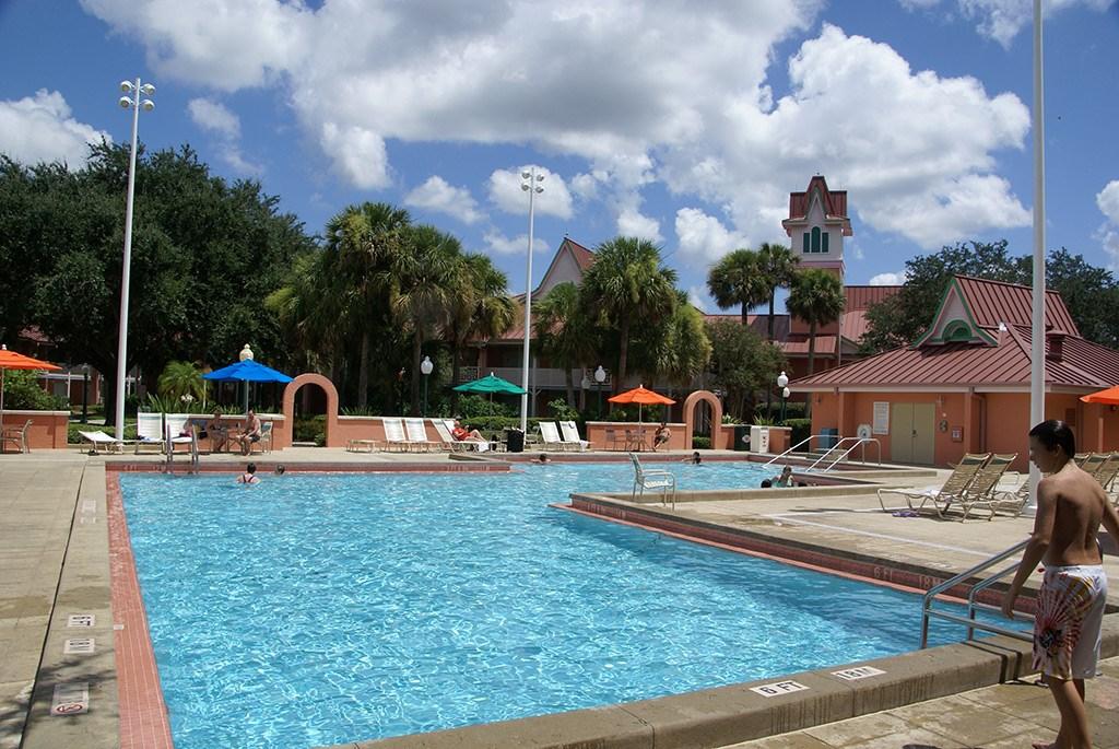 Trinidad South quiet pool