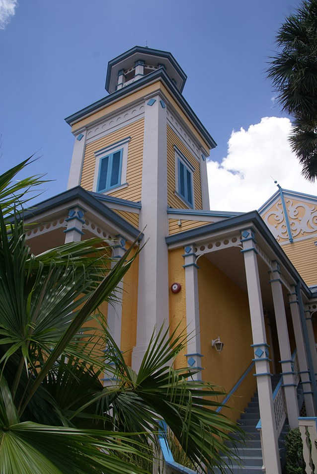 Disney's Caribbean Beach Resort - Building 42