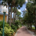 Disney&#39;s Caribbean Beach Resort - Jamaica area grounds