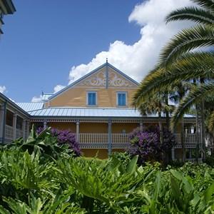 11 of 14: Disney's Caribbean Beach Resort - Building 43