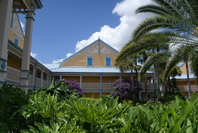 Disney's Caribbean Beach Resort - Building 43
