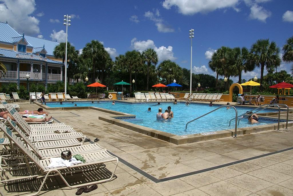 Jamaica quiet pool