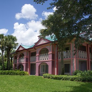 1 of 10: Disney's Caribbean Beach Resort - Building 51