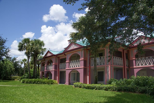 Disney's Caribbean Beach Resort - Building 51