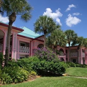 6 of 10: Disney's Caribbean Beach Resort - Building 55