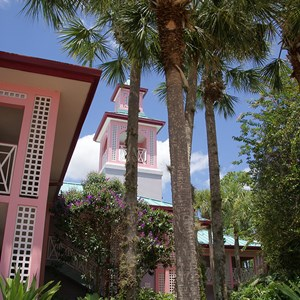 7 of 10: Disney's Caribbean Beach Resort - Building 55