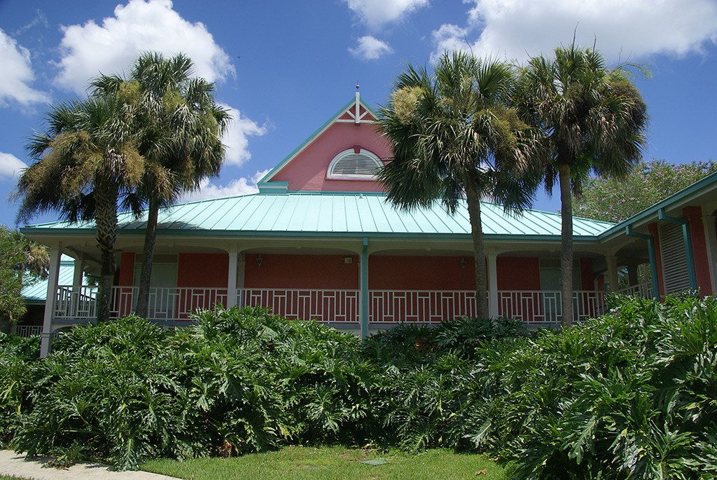 Barbados buildings and grounds