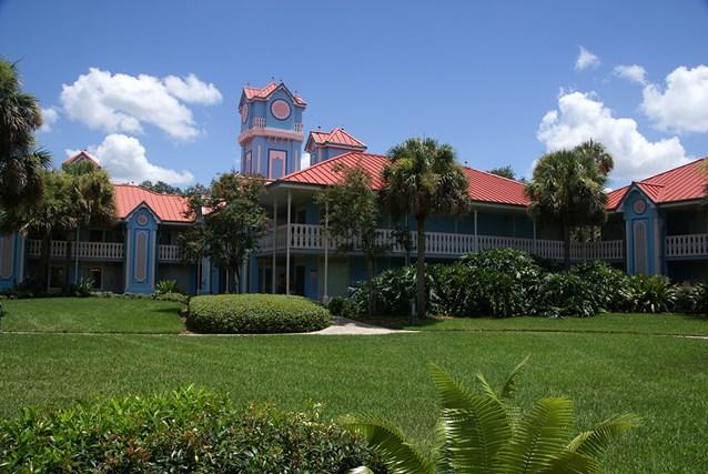 Disney's Caribbean Beach Resort - Building 22