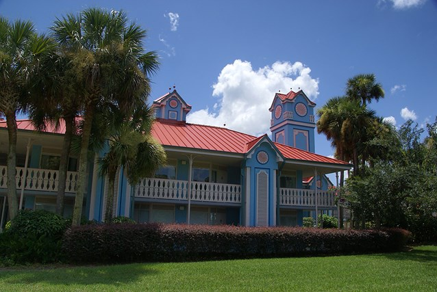 Disney's Caribbean Beach Resort - Building 25