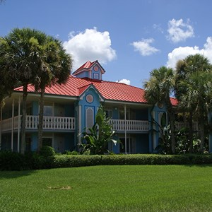 8 of 8: Disney's Caribbean Beach Resort - Building 26