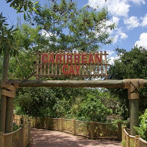 2 of 12: Disney's Caribbean Beach Resort - Caribbean Cay