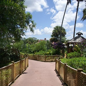4 of 12: Disney's Caribbean Beach Resort - Caribbean Cay