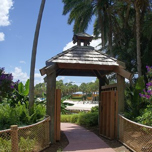 5 of 12: Disney's Caribbean Beach Resort - Caribbean Cay