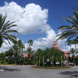 1 of 6: Disney's Caribbean Beach Resort - Old Port Royale Centertown