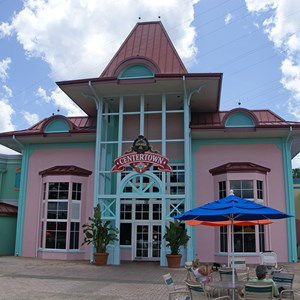5 of 6: Disney's Caribbean Beach Resort - Old Port Royale Centertown