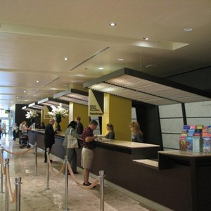 1 of 5: Disney's Contemporary Resort - Latest photos of the Contemporary lobby area
