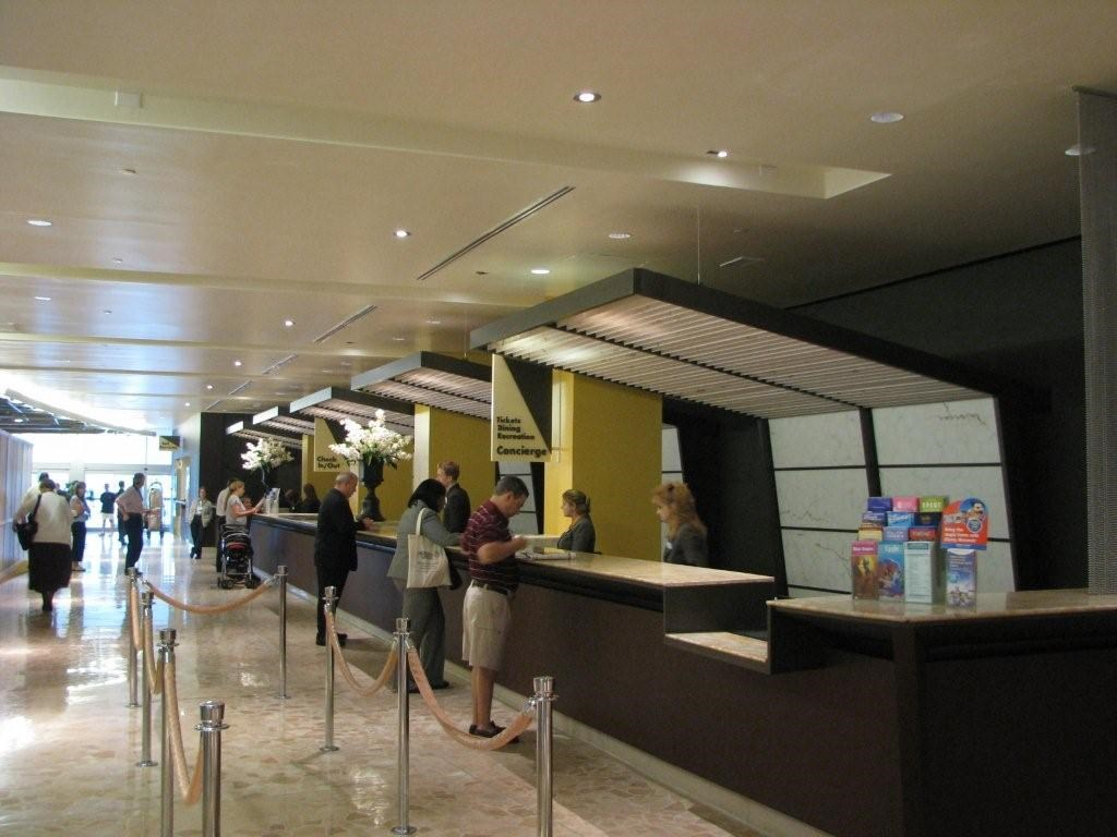 Latest photos of the Contemporary lobby area