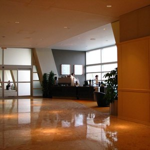 5 of 5: Disney's Contemporary Resort - Latest photos of the Contemporary lobby area