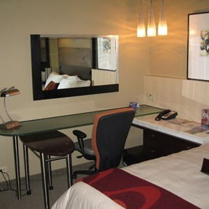 1 of 6: Disney's Contemporary Resort - New look Contemporary Resort rooms
