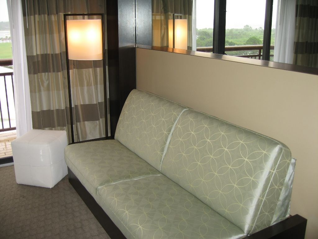 New look Contemporary Resort rooms
