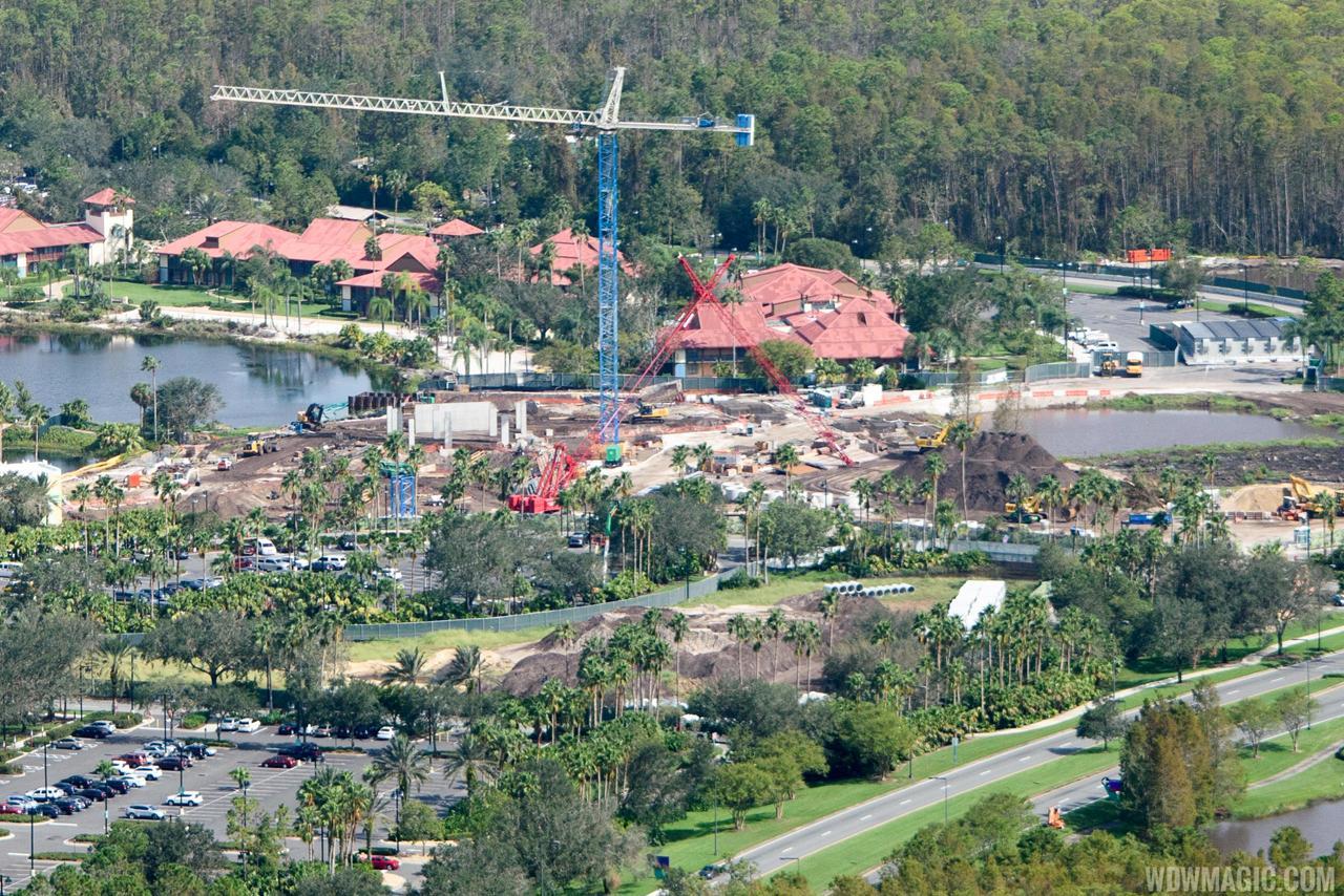 [Walt Disney World] Agrandissement du Disney's Coronado Springs Resort (juillet 2019) Disneys-Coronado-Springs-Resort_Full_31302
