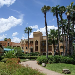 1 of 21: Disney's Coronado Springs Resort - Casitas building 1