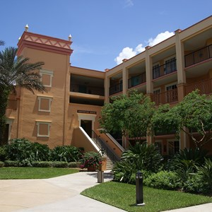 2 of 21: Disney's Coronado Springs Resort - Casitas building 1