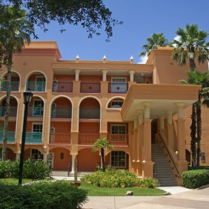 4 of 21: Disney's Coronado Springs Resort - Casitas building 3