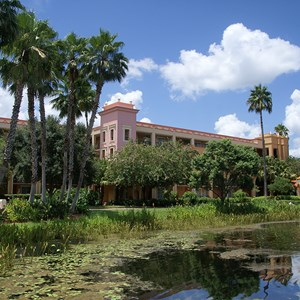 5 of 21: Disney's Coronado Springs Resort - Casitas building 4