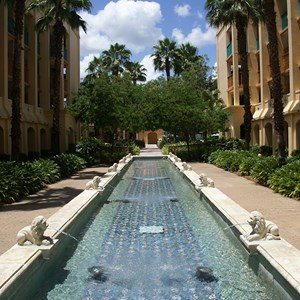 8 of 21: Disney's Coronado Springs Resort - Casitas buildings 2 and 3