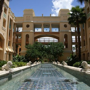 10 of 21: Disney's Coronado Springs Resort - Casitas buildings 2 and 3